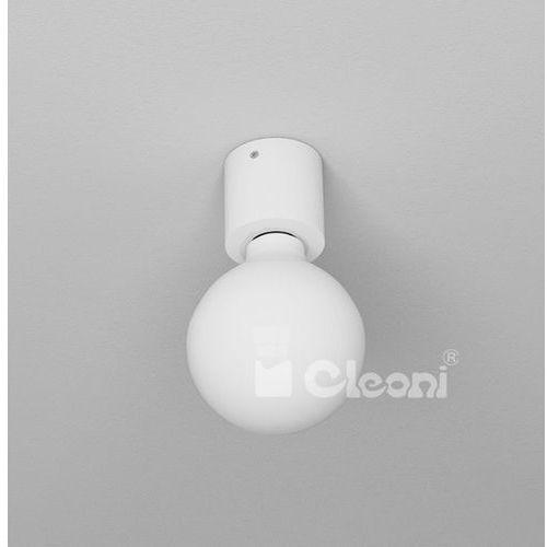 lampa sufitowa MINIMAL A1 ŻARÓWKA LED GRATIS!, CLEONI 1247A+