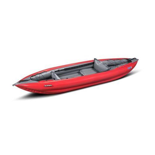 safari 330 kajak szary/czerwony 2018 kajaki i canoe marki Gumotex