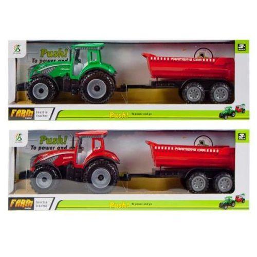 Traktor z akcesoriami marki Euro-trade
