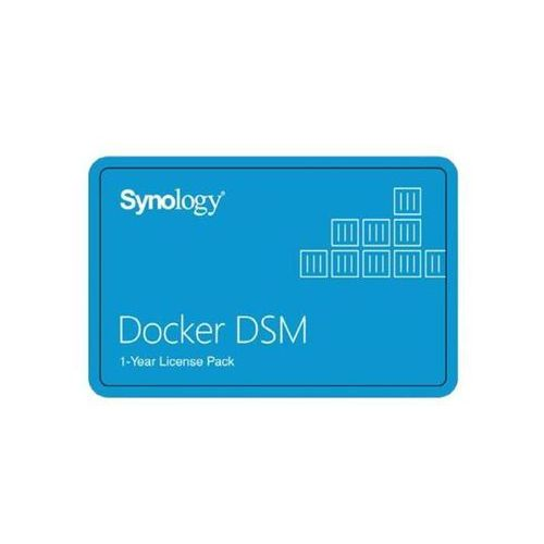 docker dsm license pack - marki Synology