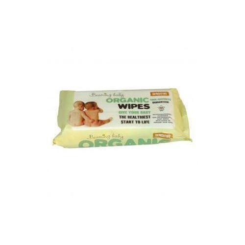 Beaming baby Organiczne chusteczki nawilżane - do skóry bardzo delikatnej, 72 szt (5060064440087)