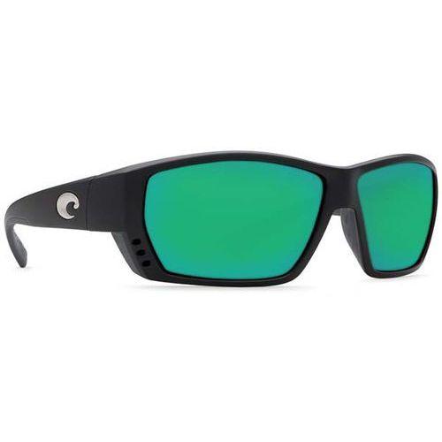 Okulary Słoneczne Costa Del Mar Tuna Alley Polarized TA 11GF OGMGLP, kolor żółty