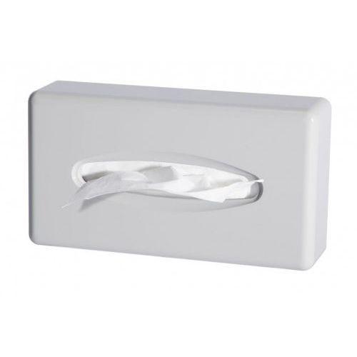 Stella pojemnik na chusteczki higieniczne/ABS biały 23.002-W, 23.002-W