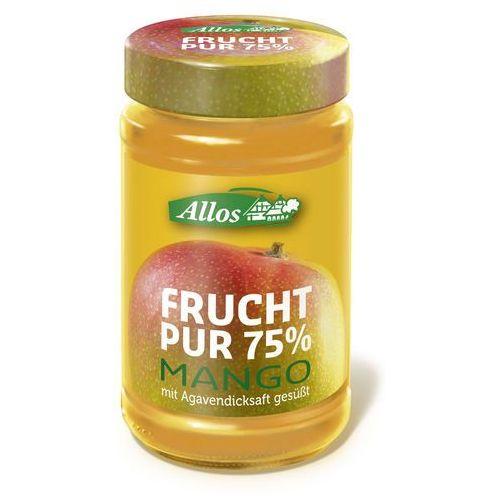 : konfitura mango bio - 250 g wyprodukowany przez Allos