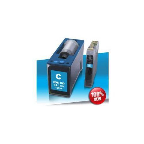 1 x Tusz do Epson 125 (T1282) SX CYAN AutoReset+100 ml Eprom