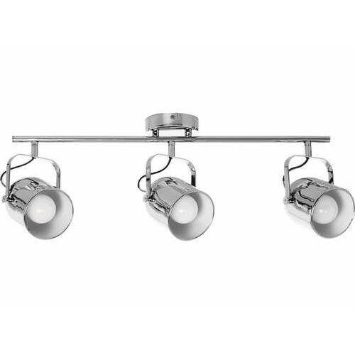 Plafon lampa sufitowa inga 3x60w e27 chrom / biały 2741328 marki Britop lighting