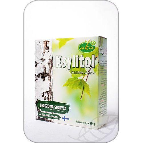 Aka : ksylitol cukier brzozowy - 250 g (5908228012001)