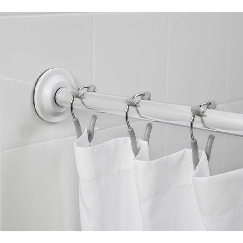 Umbra - uchwyty pod prysznic flex, szare