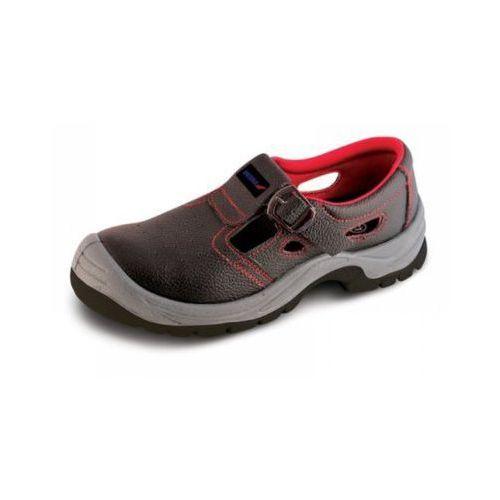 Sandały bezpieczne bh9d1-40 (rozmiar 40) marki Dedra
