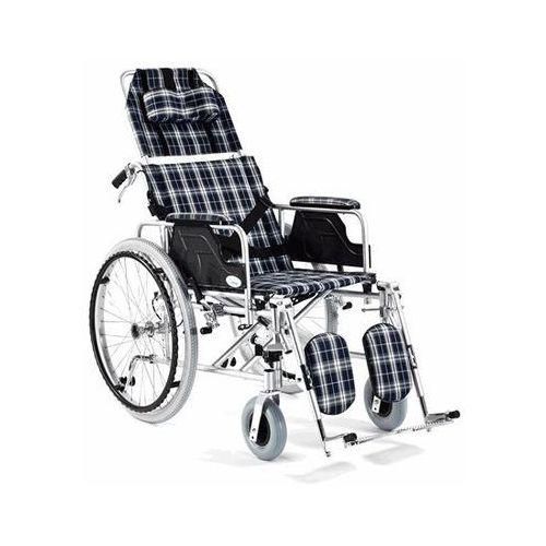 Timago  fs 954 lgc wózek inwalidzki wózek inwalidzki aluminiowy stabilizujący plecy i głowę