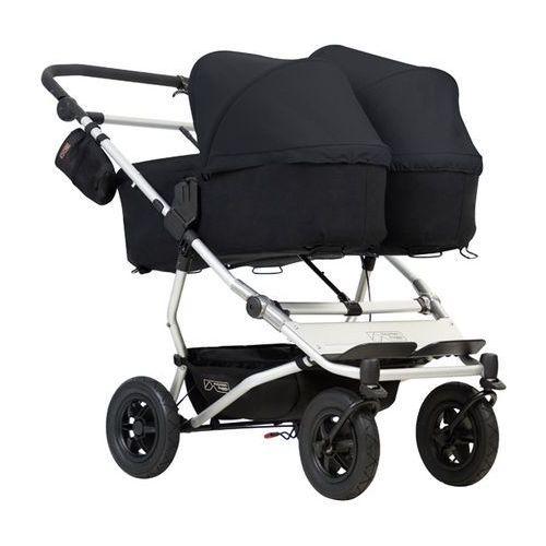 Mountain buggy duet 3+gondole+foteliki (do wyboru)