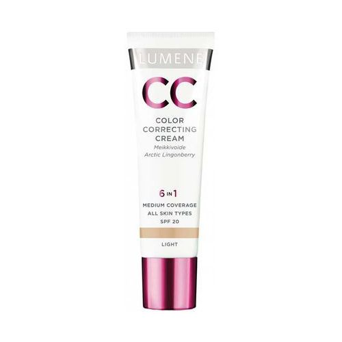 Lumene CC Color Correcting Cream 6 in 1 CC krem 6 w 1,1 Light (6412600838107)