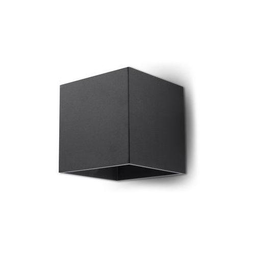 Kinkiet quad 1 czarny marki Sollux