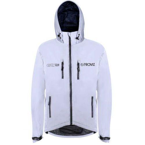 Proviz reflect 360 kurtka mężczyźni biały m 2018 kurtki kajakowe (5030578422244)