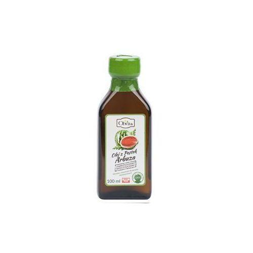 Olej z pestek arbuza tłoczony na zimno nieoczyszczony 250ml - Olvita, 7849_20160823143724