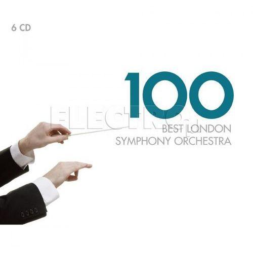 100 BEST LONDON SYMHONY ORCHESTRA - Różni Wykonawcy (Płyta CD) (5099943323227)