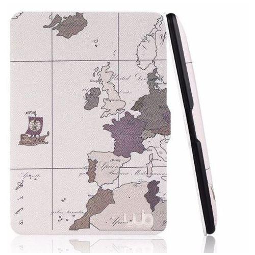 Etui Smart Case Kindle Paperwhite 1 2 3 Map