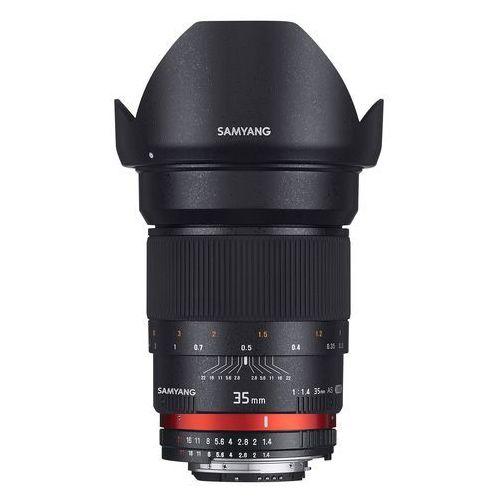 Samyang 35mm ae umc f/1.4 canon