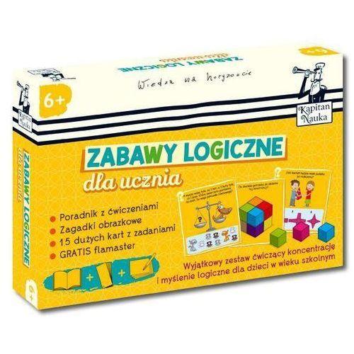 Kapitan Nauka Zabawy Logiczne Dla Ucznia 6+
