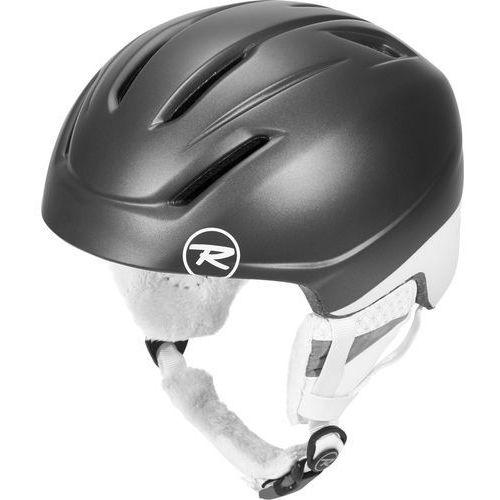 Rossignol rh2 hp kask kobiety czarny l/xl 2017 kaski narciarskie (3607682028819)