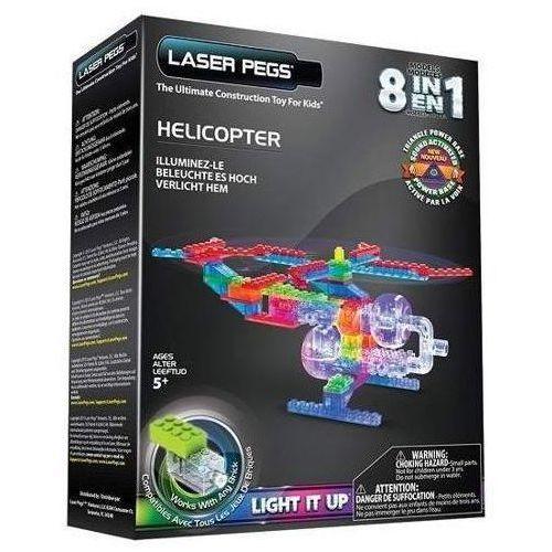 Klocki laser pegs 8 w 1 Helicopter II