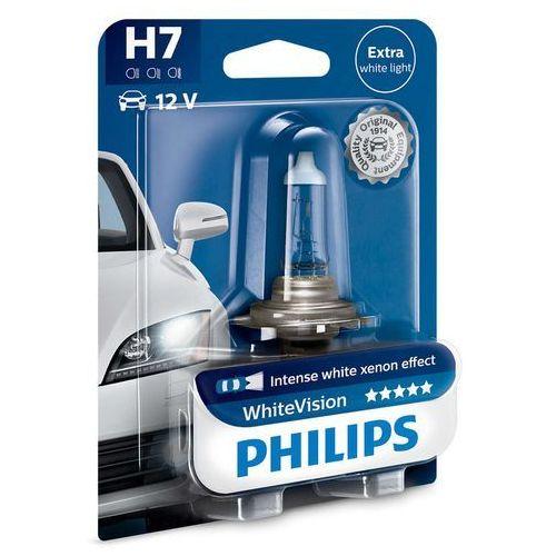 OKAZJA - Philips h7 whitevision 12v 55w px26d (8727900371604)