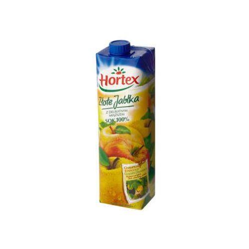 Sok złote jabłka z delikatnym miąższem 100% marki Hortex