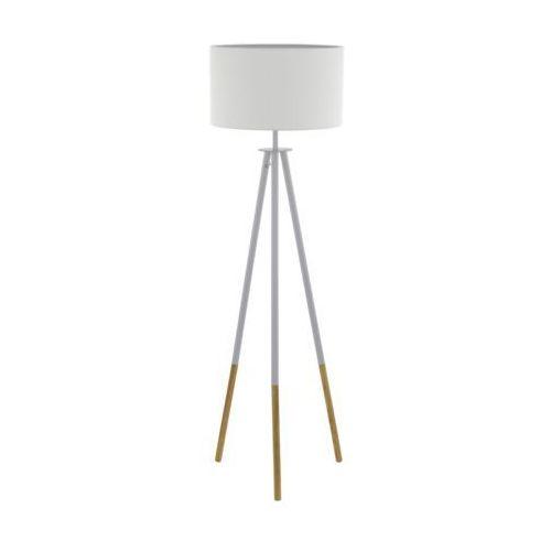 Eglo 49156 - Lampa podłogowa BIDFORD 1xE27/60W/230V (9002759491567)