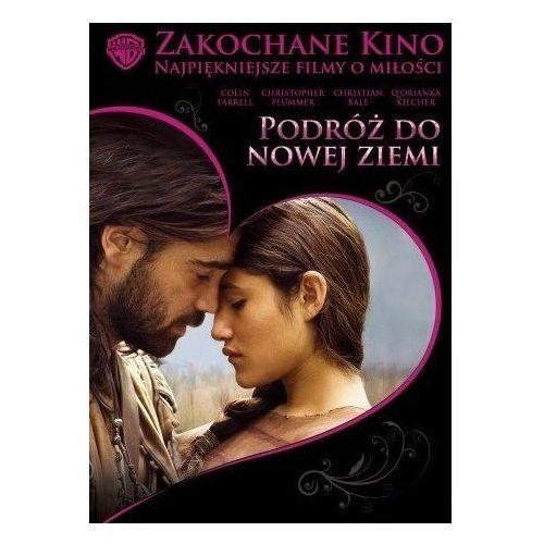 OKAZJA - PODRÓŻ DO NOWE ZIEMI (DVD) ZAKOCHANE KINO (Płyta DVD)