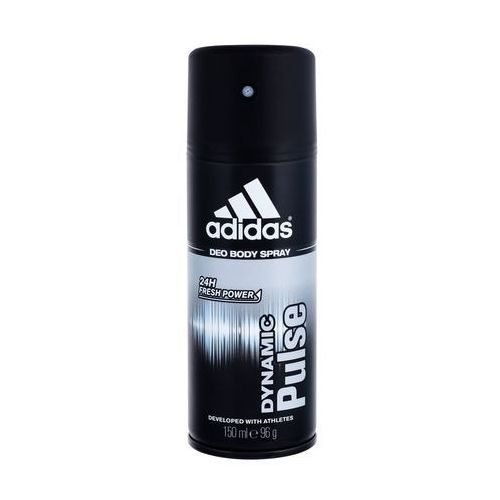 Dezodorant adidas dynamic pulse dla mężczyzn w sprayu 150 ml marki Coty