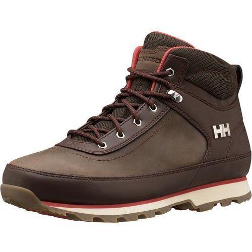 Helly Hansen buty męskie Calgary, Coffe Bean/Natura/Red, EU 43 (7040055645163)