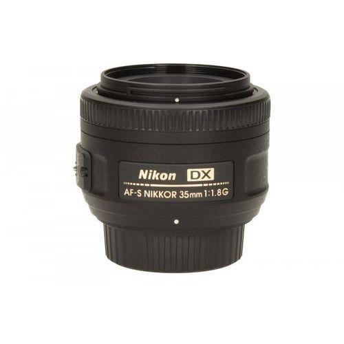 Obiektyw NIKKOR 35mm f/1.8G AF-S DX (4960759025821)