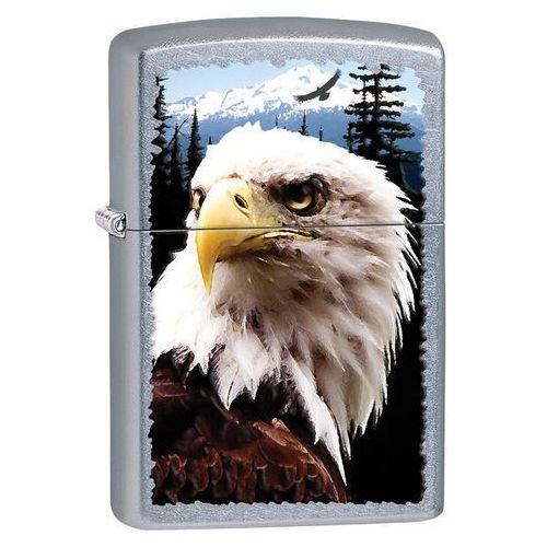 Zapalniczka zippo american eagle, street chrome (z28462) marki Zippo / usa