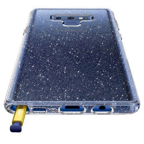 Etui Spigen Liquid Crystal Glitter Samsung Galaxy Note 9 Crystal Quartz (8809613761337)