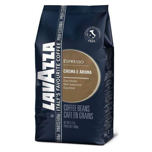 Kawa ziarnista espresso crema e aroma 1kg marki Lavazza