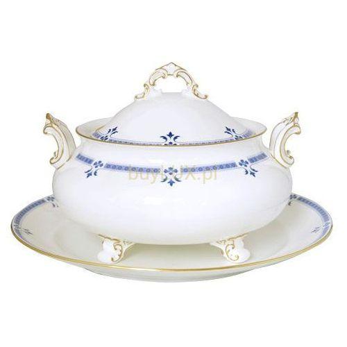 Royal crown derby grenville duża waza na zupę