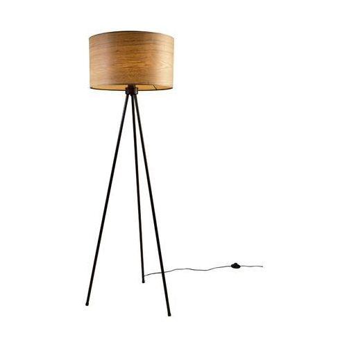 lampa podłogowa tripod woodland 5100032 marki Dutchbone