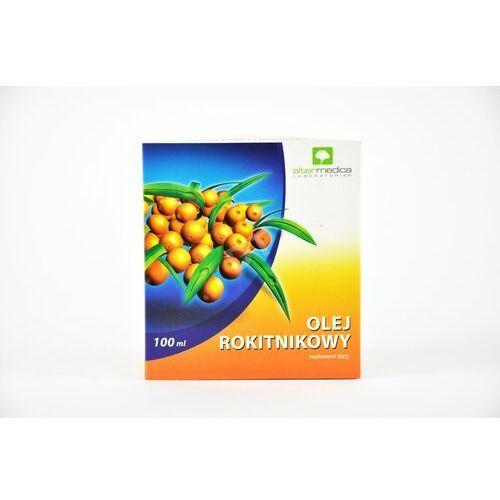 Olej Rokitnikowy do użytku wewn. 100 ml z kategorii Preparaty ziołowe