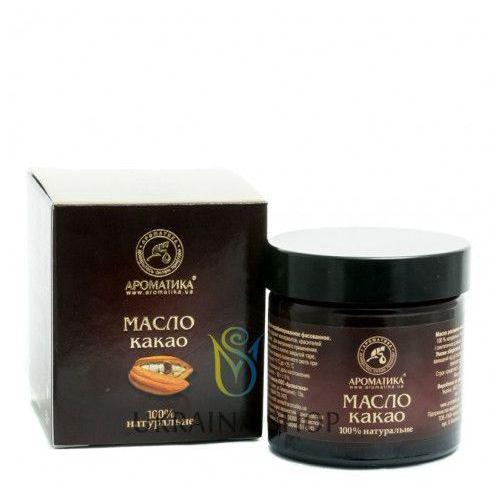Masło (Olej) Kakaowe Nierafinowane Jadalne, Aromatika 100 % Naturalne, 50 g, 3973243