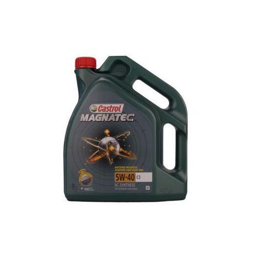 Castrol MAGNATEC 5W-40 C3 5 Litr Pojemnik