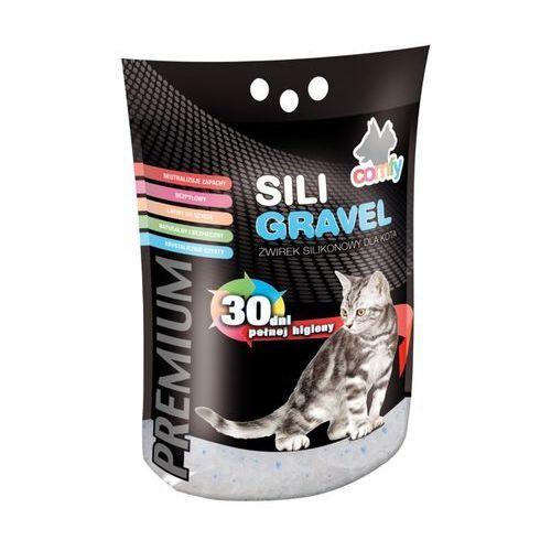 Aquael Comfy premium żwirek silikonowy: opakowanie - 7,6 l