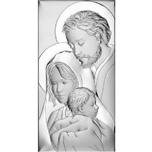 Obrazek Świeta Rodzina - (BC#6474) - produkt z kategorii- Dewocjonalia
