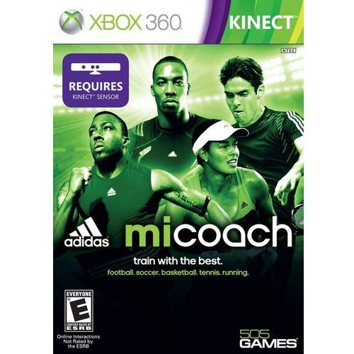 OKAZJA - Micoach (Xbox 360)