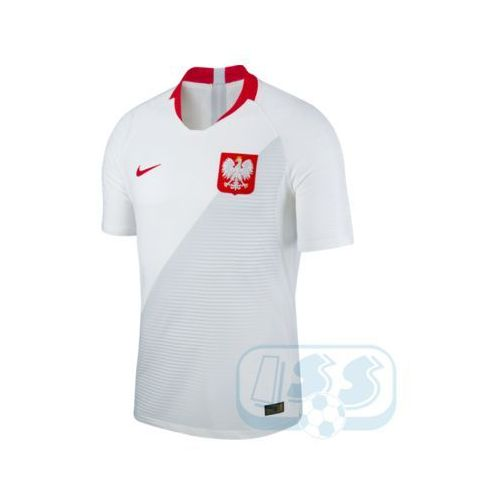 RPOL18a: Polska - koszulka Nike, kolor biały