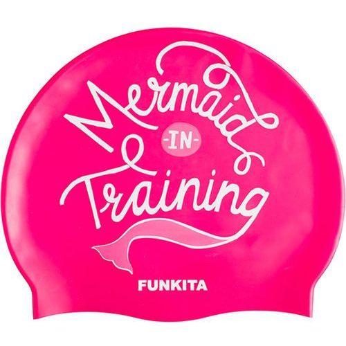 Funkita Swimming Cap Czepek pływacki różowy 2018 Czepki (9334722215017)
