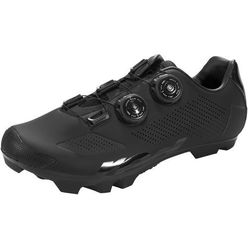 Red cycling products pro mountain i carbon buty czarny 42 2018 buty mtb zatrzaskowe (4052406217199)