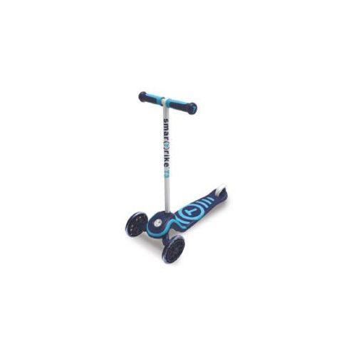 Smartrike ® scooter t3, czarny/niebieski