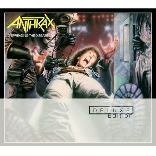 SPREADING THE DISEASE (DELUXE) - Anthrax