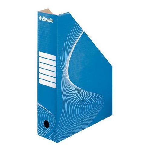 Pojemnik archiwizacyjny na dokumenty niebieski 80x322x254 marki Esselte