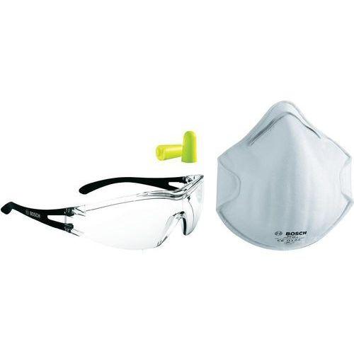 Zestaw bezpieczeństwa pracy Promo Bosch 2607017182 z kategorii Pozostałe artykuły BHP